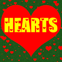Hearts (Offline Multiplayer Card Game) icon