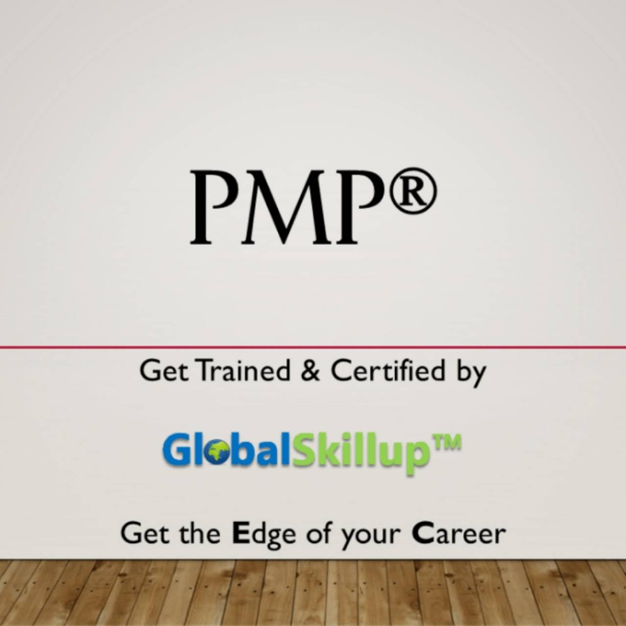 Pmp Training Certification At Hyderabad By Globalskillup Best