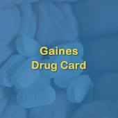 Gaines Drug Card