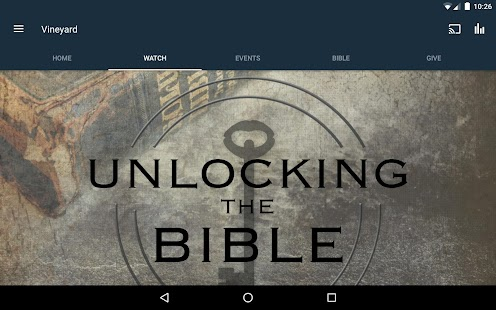 Vineyard Church of Central IL- screenshot thumbnail