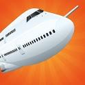 Sling Plane 3D icon