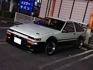 スプリンタートレノ AE86 昭和59年式GT-APEXのカスタム事例画像 おしーんさんの2020年06月05日08:08の投稿