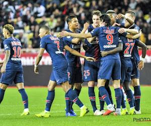 Incroyable démonstration du PSG : Meunier inscrit le dernier des... neuf buts parisiens