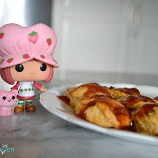 Strawberry Shortcake's Apple Cider Scones