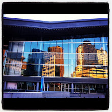 Photo: Building reflections in Vancouver Convention Center windows #mirror #vancouver #place #canada #intercer #window - via Instagram, http://instagr.am/p/MsR_WjpfkC/