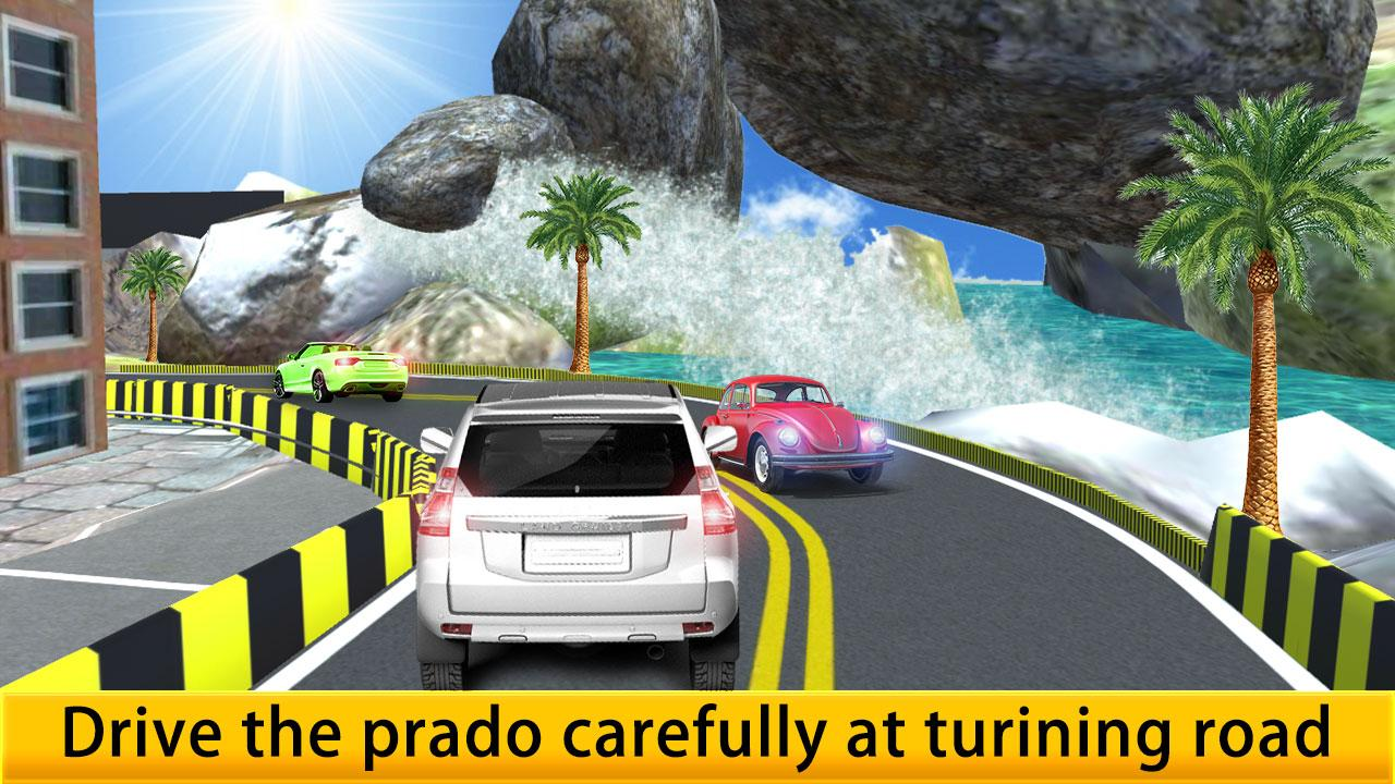Drive Offroad Prado Free Parking Mania- screenshot