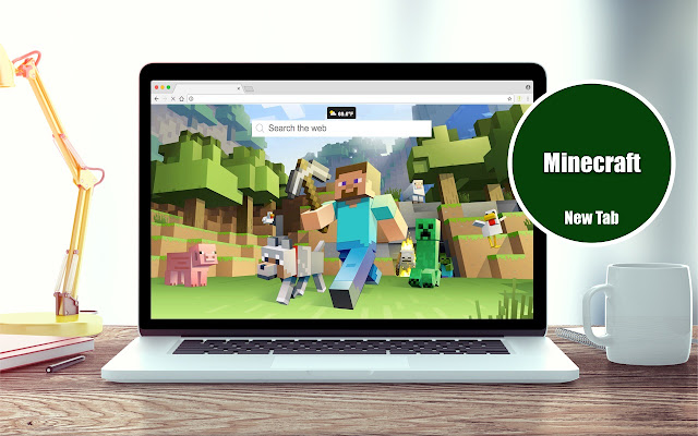 Minecraft Wallpapers New Tab Theme