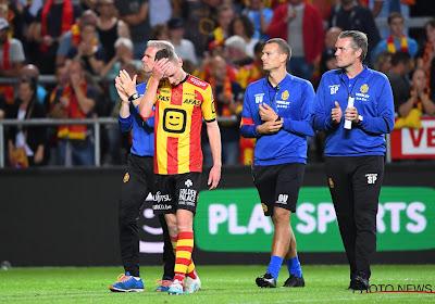 Exclu contre le Club de Bruges, Rob Schoofs risque gros