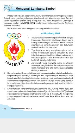 Buku Bahasa Indonesia 4 SD  screenshots 7