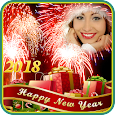 Happy New Year Photo Frame Editor Effects 2018
