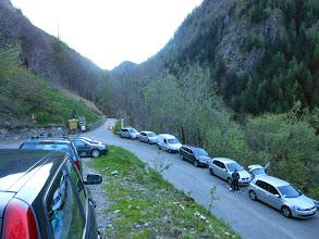 Photo: Partenza di buon mattino da Carona 1150m.