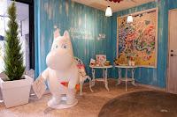 嚕嚕米主題餐廳 Moomin café