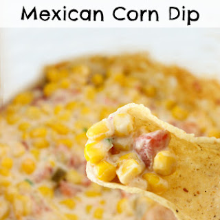 Slow Cooker Mexican Corn Dip Recipe