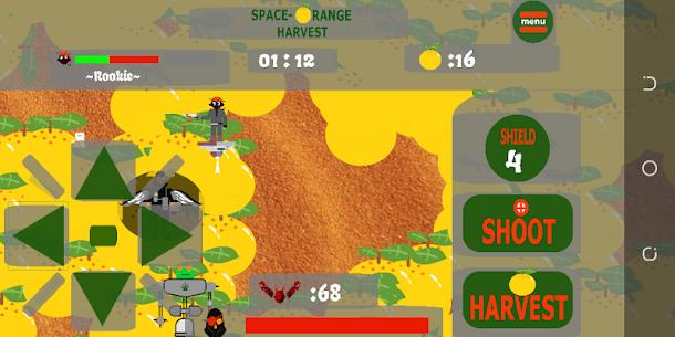 Space – Orange Harvest 1000XP Portable 7
