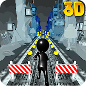 Stickman Runner - Stickman 3d Run Android APK Download Free By Bubito