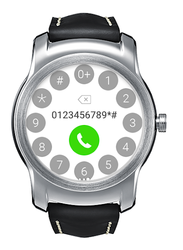 LG Call for Android Wear screenshot 3