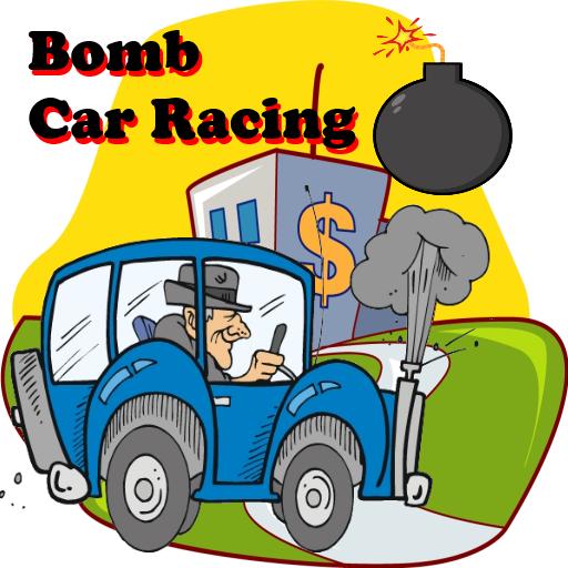 爆弾カーレースゲーム 賽車遊戲 LOGO-玩APPs