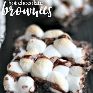 Hot Chocolate Powder Brownies Recipes
