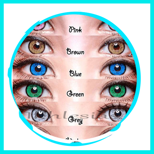 Eye Contact Lenses Color Android APK Download Free By Ikhlesias