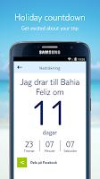 Screenshot of TUI Nordic