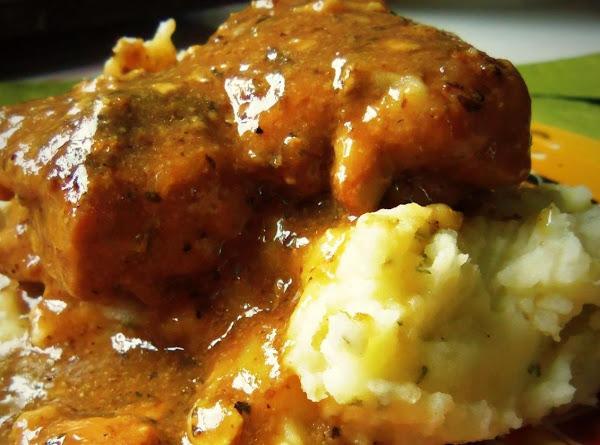 Braised Lemon Garlic Chicken Recipe