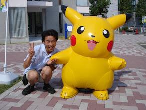 Photo: 2007年10月07日 ポケモンGet!  ポケモンと2ショット!!