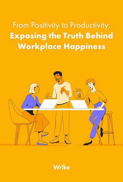 Myths Behind Workplace Happiness, Positivity and Productivity