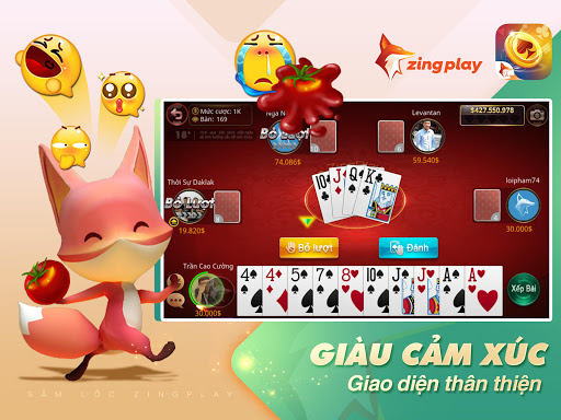 Crazy Tiu1ebfn Lu00ean - Su00e2m Lu1ed1c - ZingPlay apkdebit screenshots 8