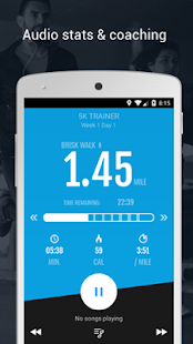 PERSONAL RUNNING TRAINER- screenshot thumbnail