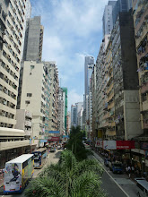 Photo: Ulice Hong Kongu