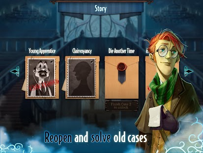 Mysterium: A Psychic Clue Game Screenshot