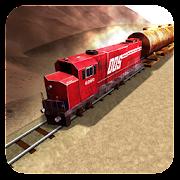 Oil Train Transporter 3D: Oil Tanker Simulator