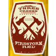 Logo of Three Creeks Firestorm Red