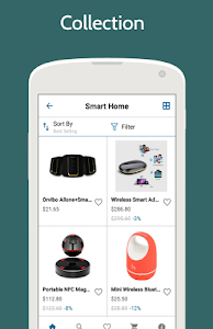 Msello-Smart Market screenshot 1