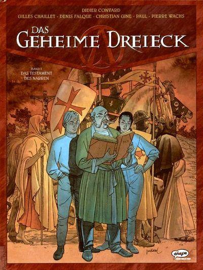 Das geheime Dreieck (2003)