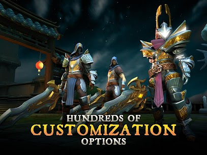 Dungeon Hunter 5 MOD 3.5.0h (Unlimited Money) Apk 3