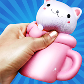 Squishy toys jumbo stress kawaii relax simulator