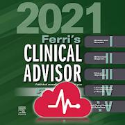 """Ferri's Clinical Advisor """"5 books in 1"""" format App"""