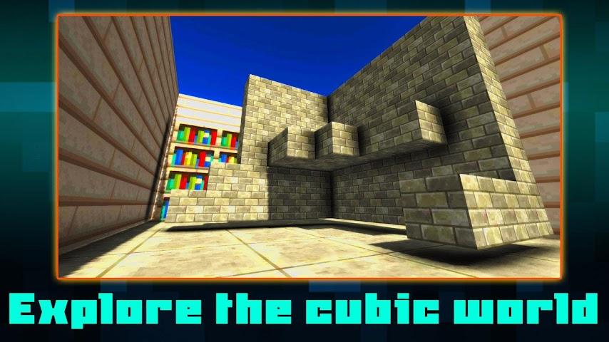 android Maze Climb Craft: Build Block Screenshot 4