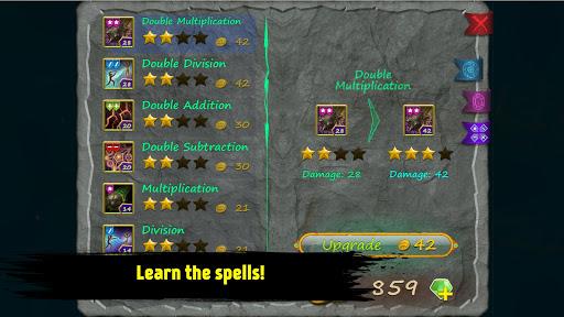 Heroes of Math and Magic  screenshots 12