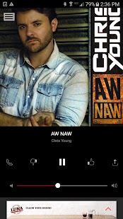 97.3 The Dawg - Acadiana's Best Country (KMDL) - náhled