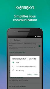 Kaspersky Fast VPN – Secure Connection 4