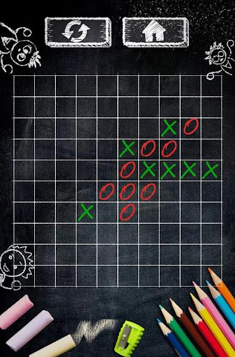 免費下載棋類遊戲APP|三目並べ (五目並べ) app開箱文|APP開箱王