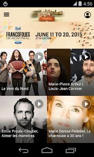 FrancoFolies de Montréal 2015 - screenshot thumbnail