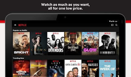 Netflix APK screenshot thumbnail 5