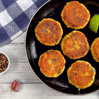 Jackfruit Crab Cakes (Without Any Crab).