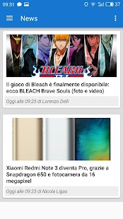AW - Le News di AndroidWorld- screenshot thumbnail