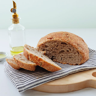 This Super Easy Bread is Made with Wine