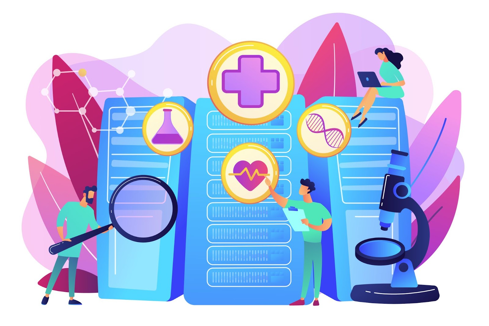 Use of predictive models in healthcare sector