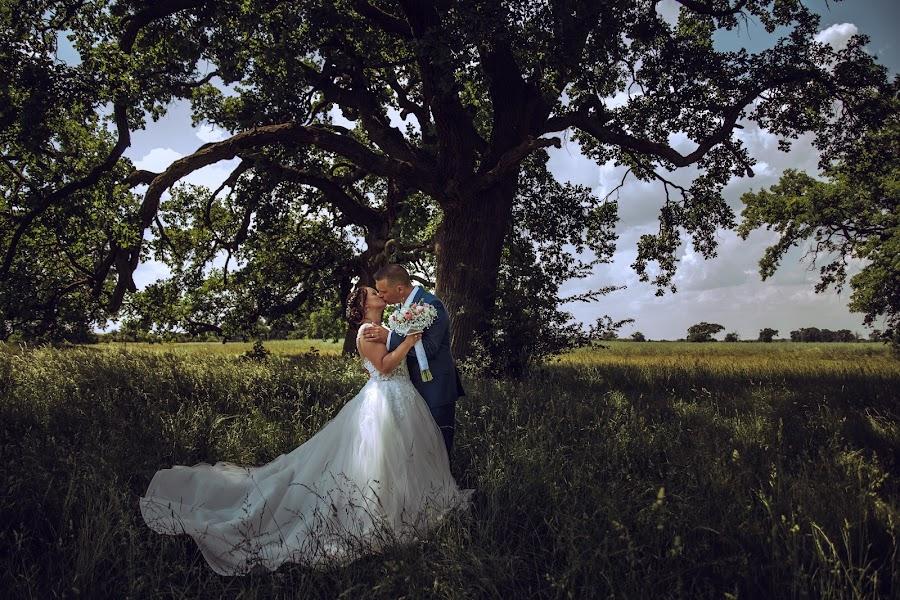 Fotografo di matrimoni Gábor Badics (badics). Foto del 14.05.2018